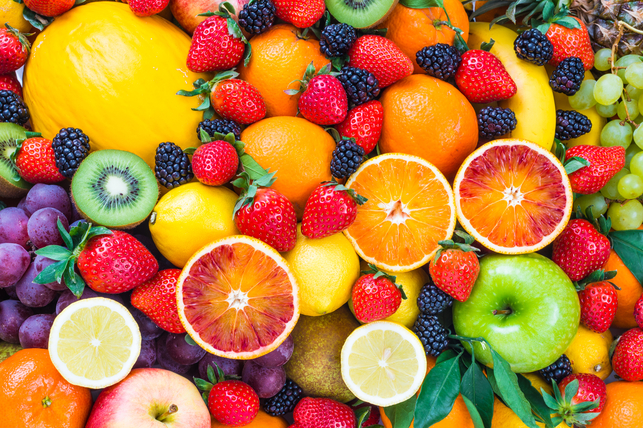 Fruit and your teeth